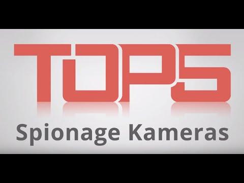 TOP 5 Spionage Kamera im Test 2017!