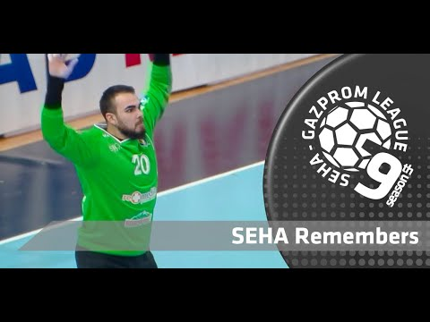 OOPS!... Nikola Danilovski saved it AGAIN I SEHA Remembers
