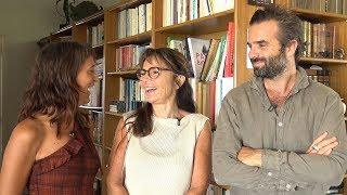 Interview de présentation des intervenants du Sommet : Marion Kaplan et François Veillon