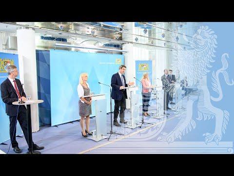 Pressekonferenz zur Corona-Pandemie vom 16.04.2020