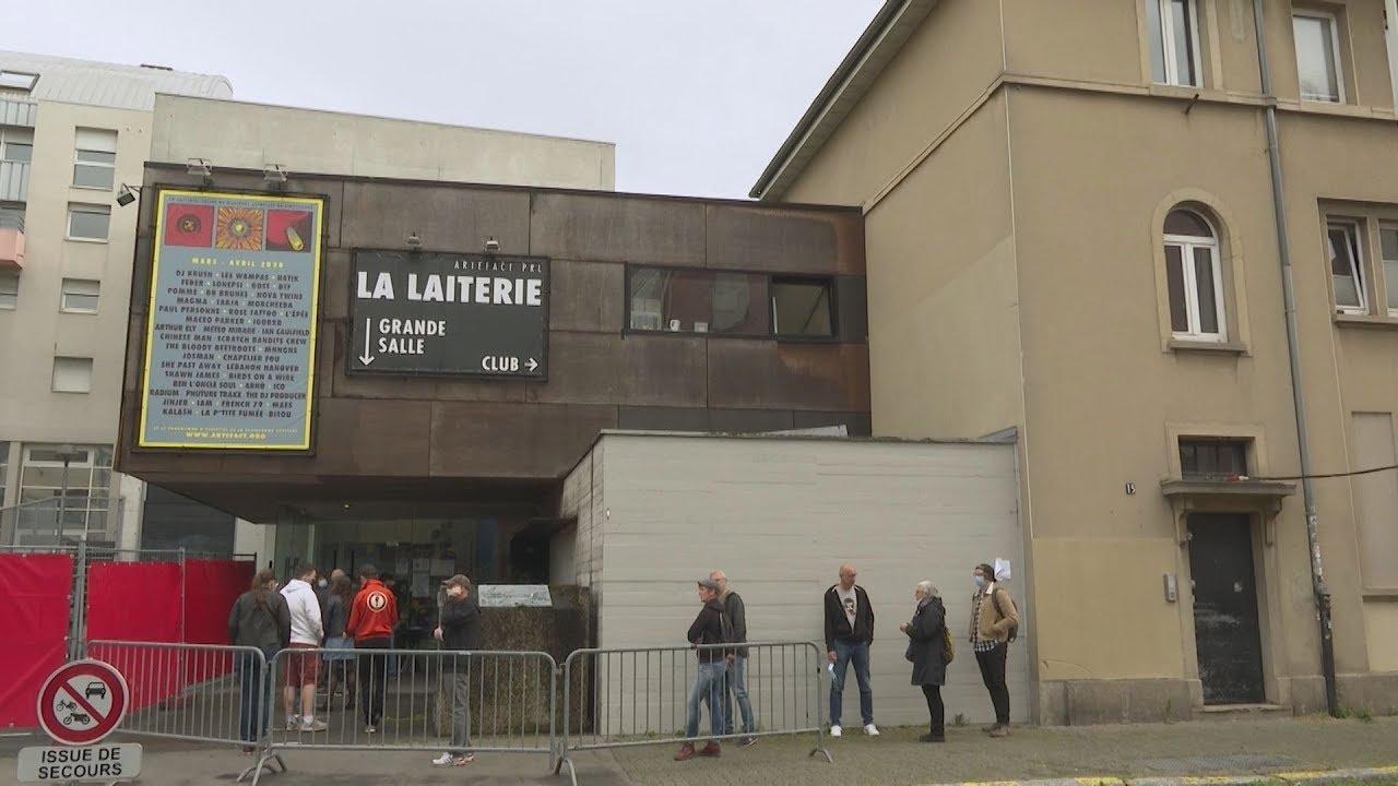 Επιστρέφουν οι συναυλίες ροκ στην Γαλλία