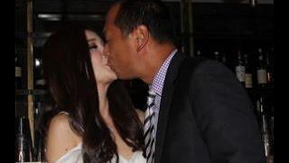 Irene Wan温碧霞48岁生日派对 与老公浪漫拥吻秀幸福