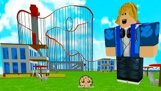 Summer Break ! Random Roblox Games Let's Play Video with Cookie Swirl C