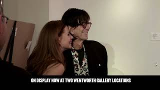 Ric Ocasek at Wentworth Gallery, FL on March 16th & 17th!