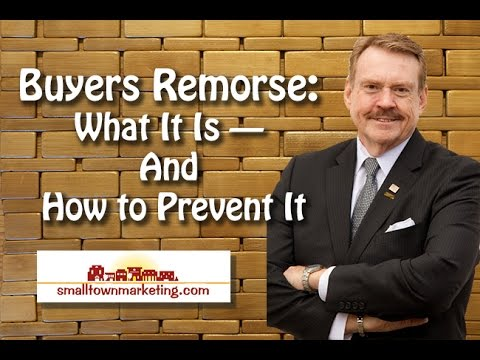 [Podcast] Buyer's Remorse: What It Is And What To Do About It