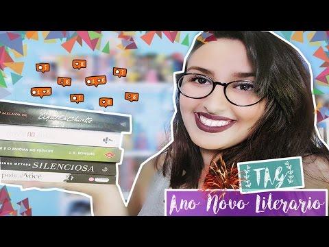 TAG: ANO NOVO LITERÁRIO | Por Carol Sant