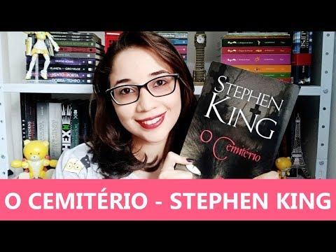 O CEMITÉRIO - Stephen King ? | Biblioteca da Rô