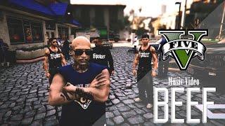 Mr.Capone-E - Beef (Music Video)