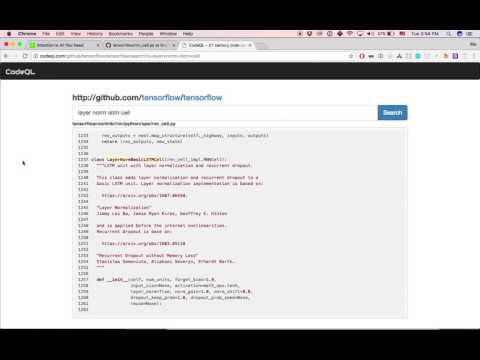 Code Search Demo