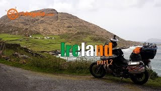 Ep 73 - Ireland (part 2) - Motorcycle Trip Around Europe