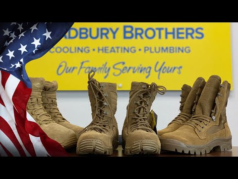 Caring for Our Community - Boots for Troops (2020)