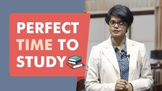 What is the Perfect Time to Study?