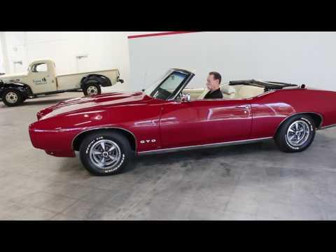 Video of '69 GTO - LEVL
