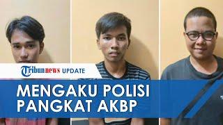 3 Pria di Sumatera Utara Mengaku Polisi Berpangkat AKBP lalu Peras Anggota DPRD Lewat Media Sosial