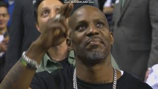 dmx - ruff ryder anthem during celtics lakers game