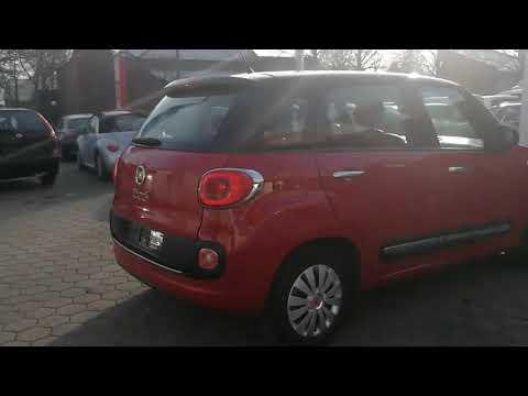 Video Fiat 500L Pop Star Klimaaut. 8 fach bereift. Garantie