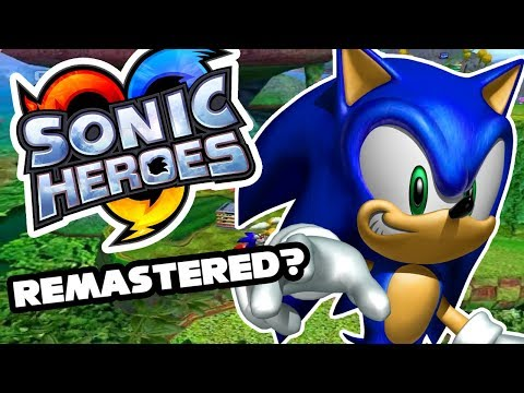 Sonic Heroes Remastered comming in late october/early