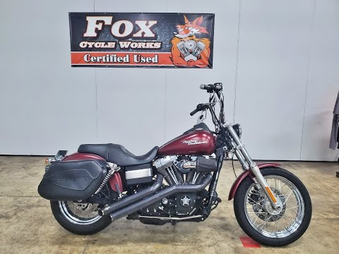 2008 Harley-Davidson Dyna® Street Bob® in Sandusky, Ohio - Video 1