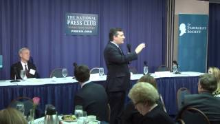 Sen. Cruz: 'When We Think Boldly and Creatively We Can Unleash the Free Enterprise System'