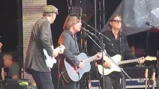 James Taylor &  Jackson Browne - Take It Easy - Fenway Park, Boston MA - 8.3.16