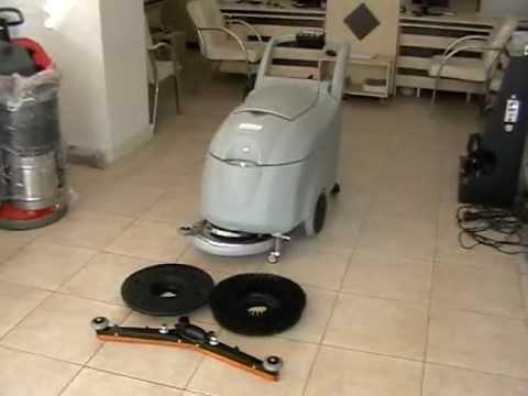 Powerwash SC3AC Yer Yıkama Makinası kurulum videosu