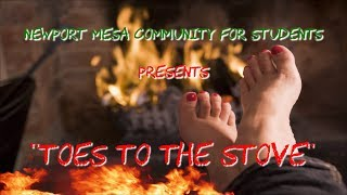 Toes to the Stove