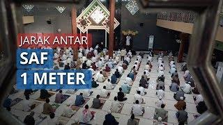 Pemerintah Kota Tegal Izinkan 10 Masjid Gelar Salat Id Berjamaah, Saf Diberi Jarak 1 Meter