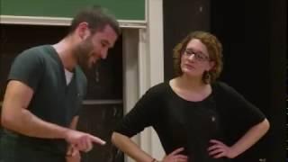 Improvizációs színházi előadás – ImpróExam