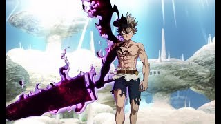 Black Clover「AMV」- Broken [HD]