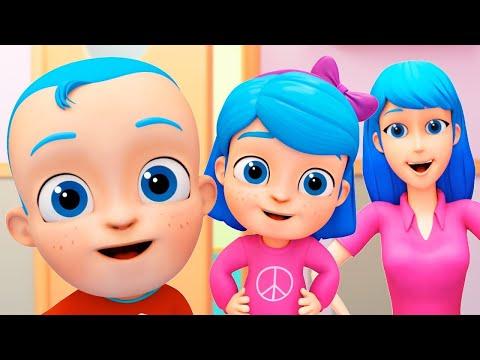 Lela Es Mi Pelela - Canciones de La Familia Blu   El Reino Infantil