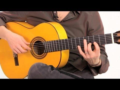 How to Play Slurs | Flamenco Guitar