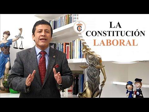 LA CONSTITUCIÓN LABORAL - Tribuna Constitucional 149 - Guido Aguila Grados