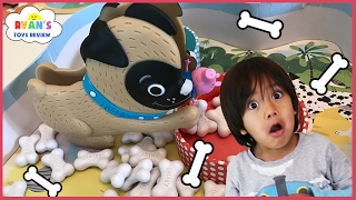Shelby's Snack Shack Game for Kids Preschool Learn Numbers and Counting toy! Egg Surprise Toys
