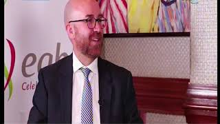EABL CEO Andrew Cowan on the production capacity of the Kisumu Plant