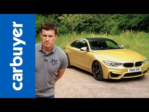 BMW M4 coupe 2014 review - Carbuyer