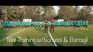 Nike Training w/Bonucci & Barzagli, TM7 Football
