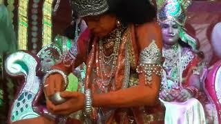Hanuman Ji Sindoor Leela