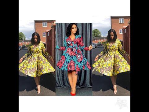 How To Make n Overlapped Circle Dress/ UmbrellaDress
