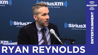 Ryan Reynolds Talks Parenting and Dating Blake Lively // SiriusXM // Entertainment Weekly Radio