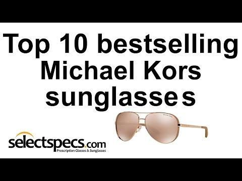 Top 10 Michael Kors Sunglasses Bestsellers 2015 - with selectspecs.com