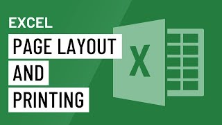 Excel: Page Layout and Printing