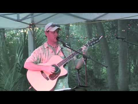 David McKenney singing Old Blue Chair by Kenny Chesney