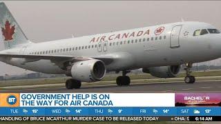 Business Report: Air Canada bailout, GameStop's losing streak, Magna's electric vehicle