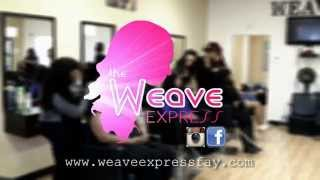 preview picture of video 'The Weave Express Fayetteville (2015)'