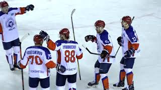 ОЧРК 2019/2020 Видеообзор матча ХК «Темиртау» - ХК «Арлан», игра № 217