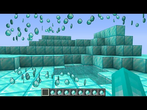 เมื่อคุณ!! ติดอยู่กลางทะเล   Minecraft Raft #1