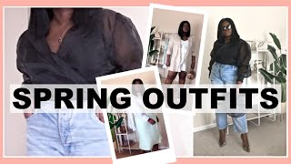 TOP SPRING TRENDS LOOKBOOK FOR 2020 + HOW TO WEAR THEM NOW! CURVY PLUS SIZE FASHION SUPPLECHIC