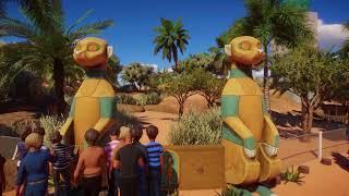 VideoImage1 Planet Zoo: Africa Pack
