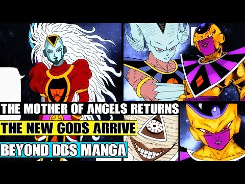 Dragon Ball Super Kakumei: Universe 19 Revived! NEW Gods And Angels Revealed!