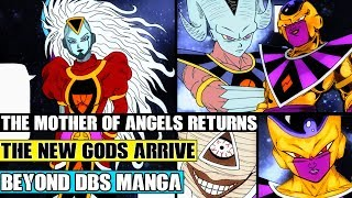 Gambar cover Dragon Ball Super Kakumei: Universe 19 Revived! NEW Gods And Angels Revealed!
